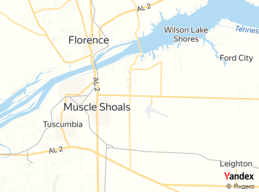 Direction For Alfa Insurance Co Muscle Shoals Alabama Us