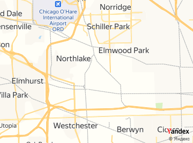 Direction for - 1 Nails Melrose Park,Illinois,US