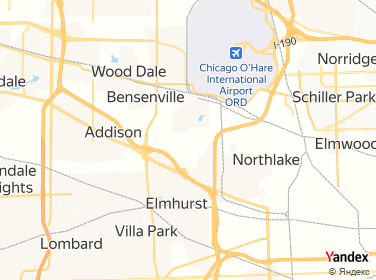 Direction for - 1 Nail Spa Bensenville,Illinois,US
