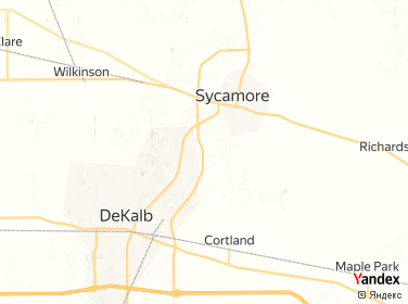 Direction for - 1St Farm Credit Svc Sycamore,Illinois,US