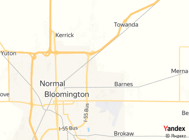 Direction for - 1St Farm Credit Services Normal,Illinois,US