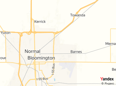 Direction for - 1St Farm Credit Service Normal,Illinois,US
