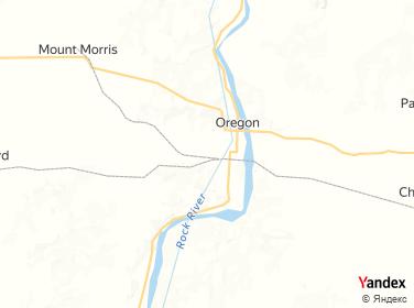 Direction for - 1St Farm Credit Svc Oregon,Illinois,US