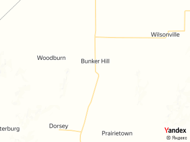 Bunker Hill Illinois Map.Bunker Hill Maintenance Bldg City Government Illinois Bunker Hill