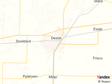 Direction for - Montgomery Bank Dexter,Missouri,US