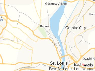Direction for - 1 M T X St Louis,Missouri,US