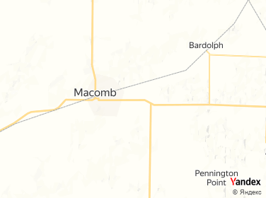 Direction for - 1St Farm Credit Svc Macomb,Illinois,US
