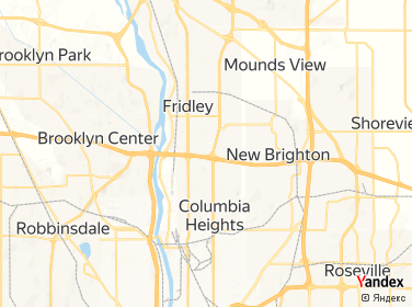Direction for - Mn Organization Devmnt Ntwrk Fridley,Minnesota,US