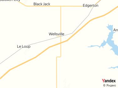 Direction for - Stewart's Recreational Vehicle  Collision Repair Wellsville,Kansas,US