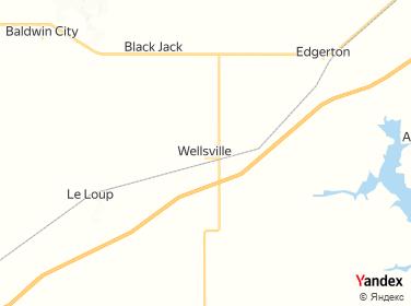 Direction for - Wellsville Public Library Wellsville,Kansas,US