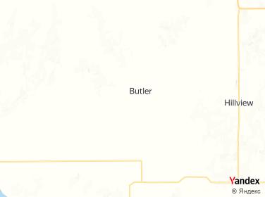 Direction for - Holy Cross Church-Butler New York Mills,Minnesota,US