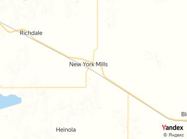 Direction for - Mills Lanes  Lucky Strike New York Mills,Minnesota,US
