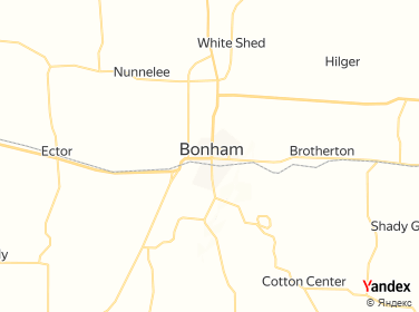 Direction for - Fannin County Probate Bonham,Texas,US
