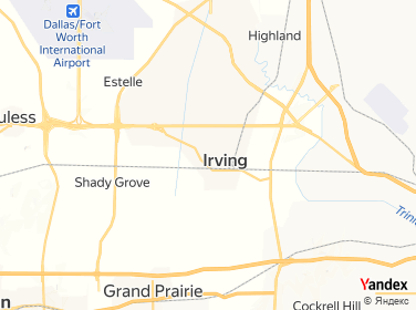 Direction for - $25 Inspection Irving,Texas,US