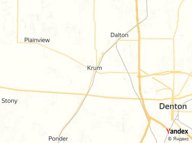 ➡️ Bnsf Railway Co Railroads Texas,Krum,100 E McCart St