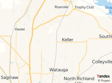 Direction for - 24 Hour Fitness Keller,Texas,US