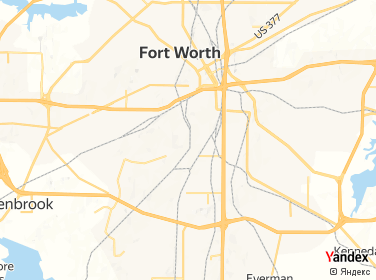 Fort Worth First Ward
