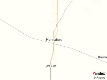 City Of Hannaford