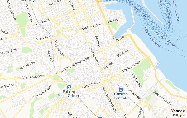 SEND map