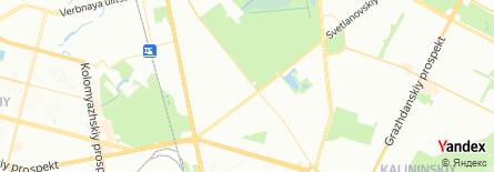 Карта головного офиса