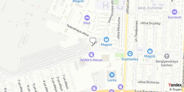 Yandex Map of -73.7638,42.6564