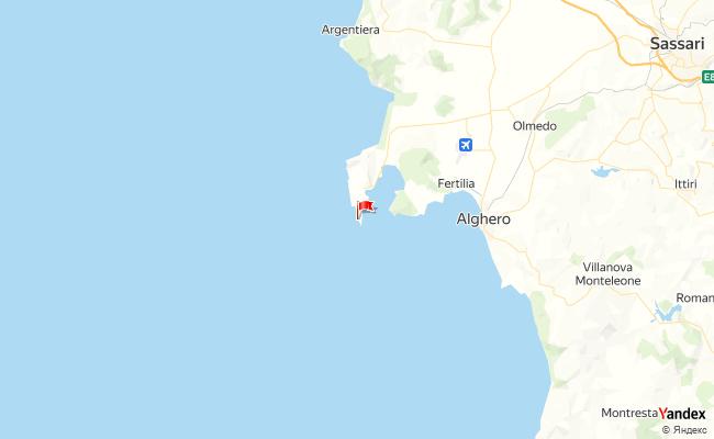 Yandex Map of 8.1600598,40.5650383