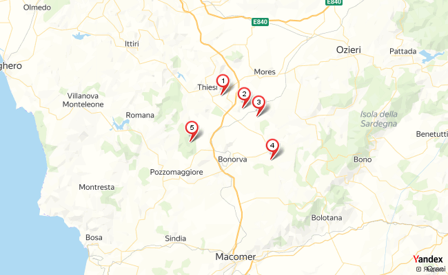Nuraghi Valley: many historical sites - Sardinia 4 Emotions on microsoft maps, boeing maps, turkey maps, japan maps, verizon maps, ukraine maps, belarus maps, msn maps, terra maps, india maps,