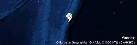 Yandex Map of 51.695 miles of 'Ata