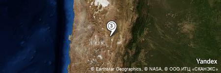 Yandex Map of 0.846 miles of Toro
