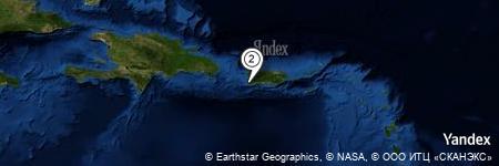 Yandex Map of 1.184 miles of Rancho Cabassa