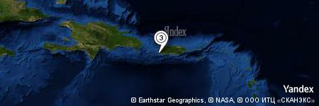 Yandex Map of 1.118 miles of Bajos Resuello