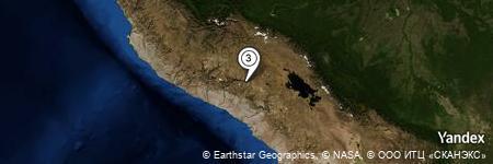 Yandex Map of 1.069 miles of Tambo