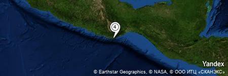 Yandex Map of 0.400 miles of El Arenal