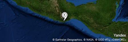 Yandex Map of 0.248 miles of El Porvenir