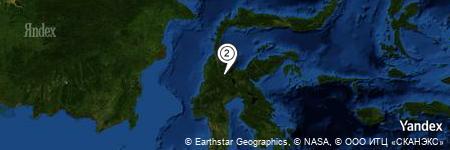 Yandex Map of 0.489 miles of Uwei Haluwahe