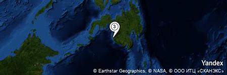 Yandex Map of 0.148 miles of Kati