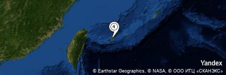 Yandex Map of 3.989 miles of Nosoko Saki