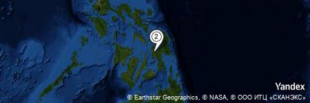 Yandex Map of 0.000 miles of Domiri