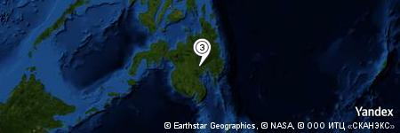 Yandex Map of 0.324 miles of Bungan