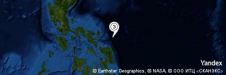 Yandex Map of 29.463 miles of Maranlig