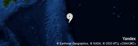 Yandex Map of 95.111 miles of Namidagahama-kita Kojima