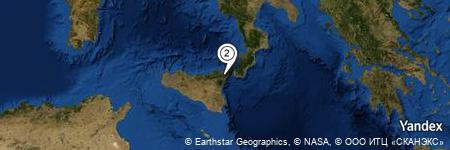 Yandex Map of 0.651 miles of Misitano Superiore