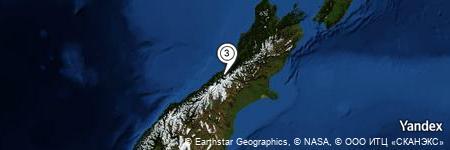 Yandex Map of 0.211 miles of Mount Allen