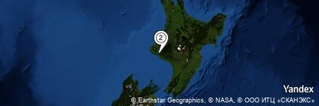 Yandex Map of 1.477 miles of Glen Argyle