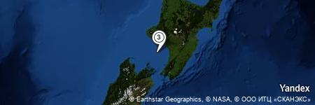 Yandex Map of 28.488 miles of Graham Bank