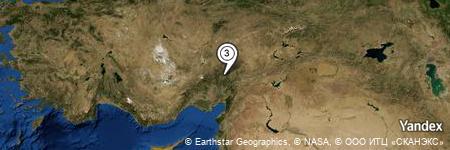 Yandex Map of 2.545 miles of Sulumen