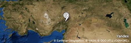 Yandex Map of 0.533 miles of Payamburnu