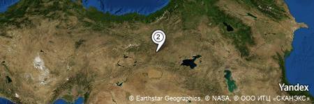 Yandex Map of 0.883 miles of Sudurağı