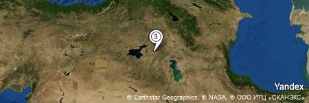 Yandex Map of 1.021 miles of Mollatopuz