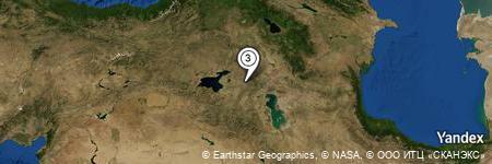 Yandex Map of 0.731 miles of Kurucan